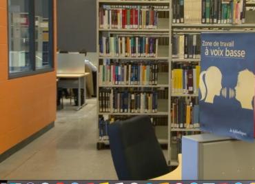 L'intime Bibliothèque de physique