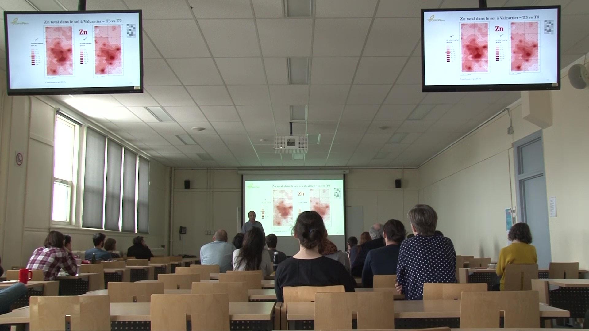 La recherche au département de géographie, synonyme de communauté et de partage