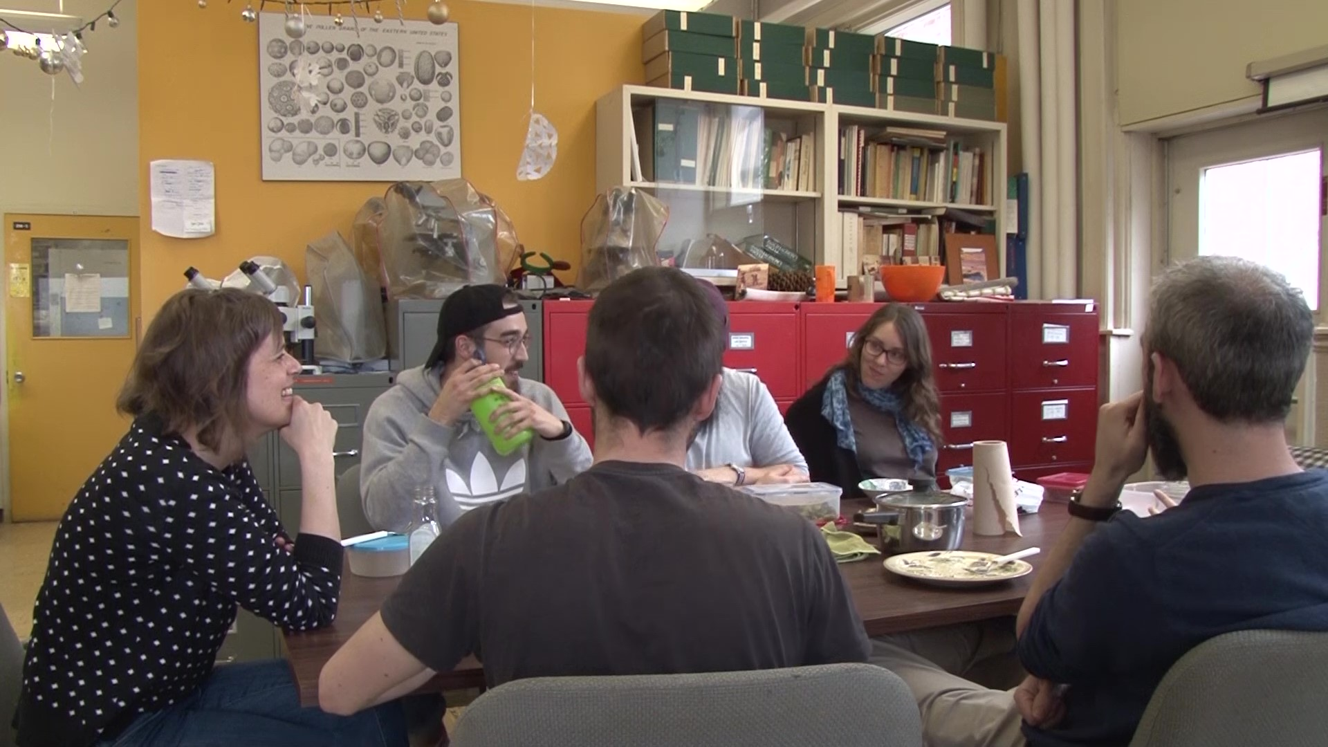 Les géographes de l'Université de Montréal : une communauté tricotée serrée