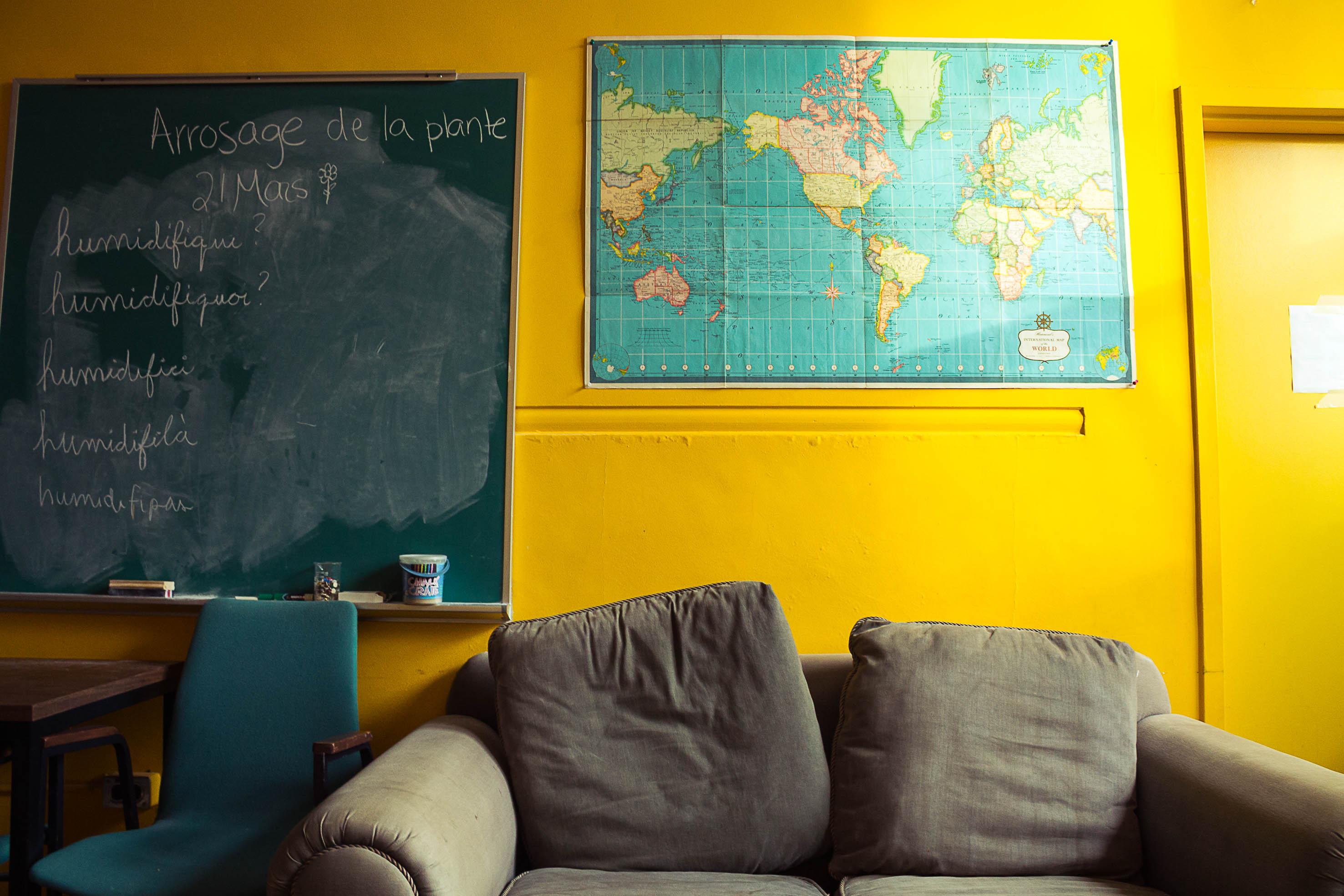 Le Café Holocène : berceau de la socialisation