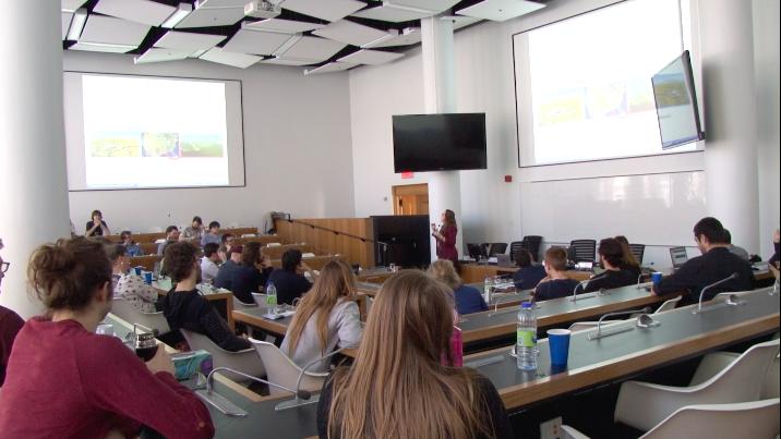 SAPHARI : l'événement au cœur de la recherche en physique