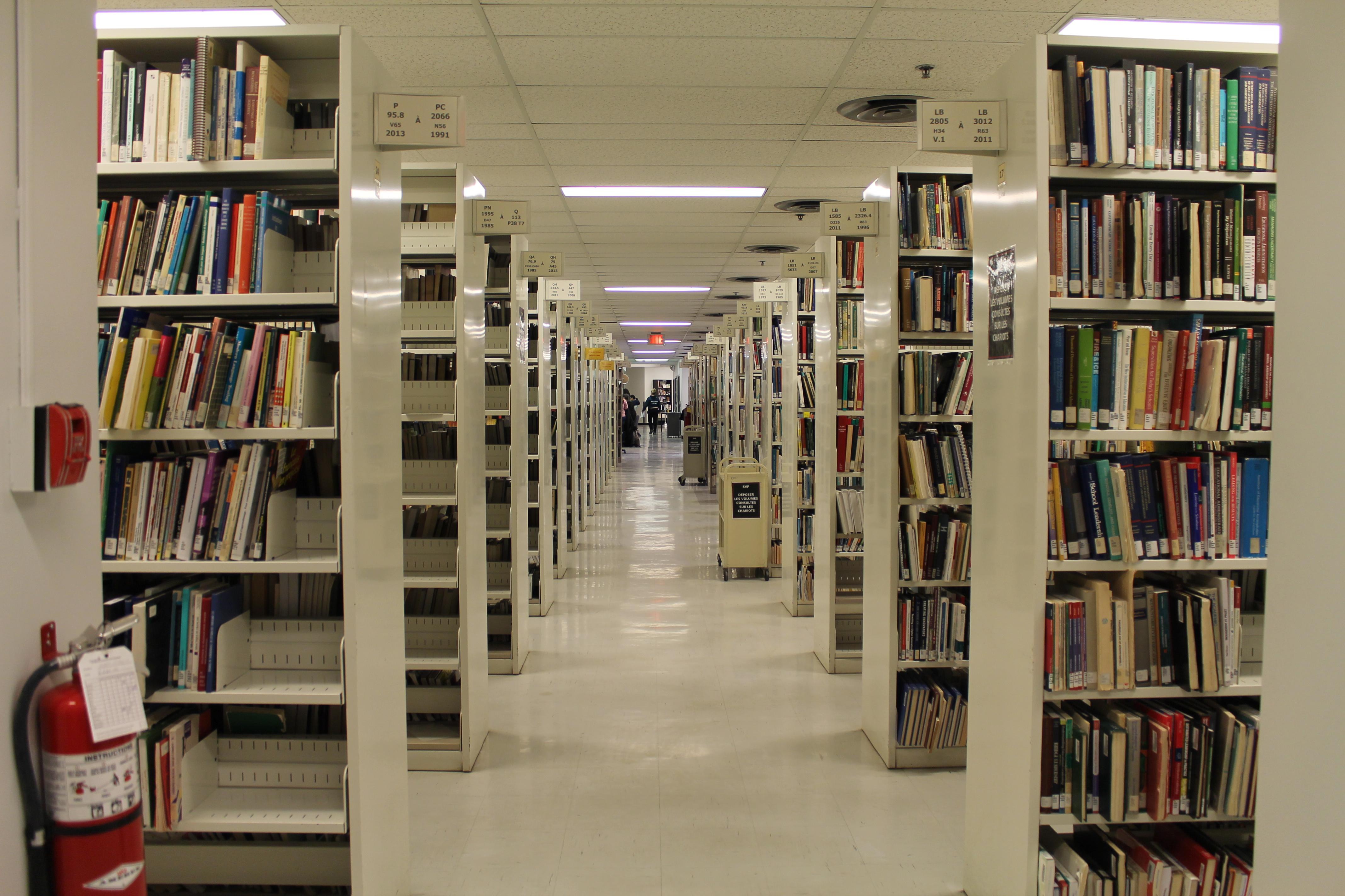 ÉPC Biologie : une Bibliothèque interdisciplinaire
