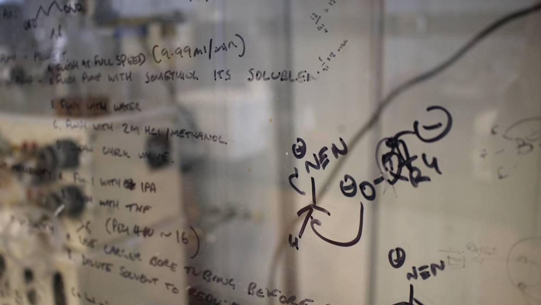 Les avis sont partagés sur les laboratoires d'enseignement du département de chimie